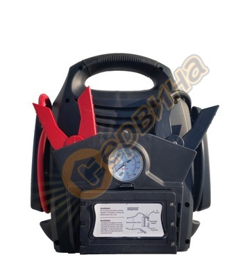 Стартиращо, зарядно устройство компресор за гуми Troy T26010