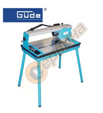 Радиална машина за рязане на плочки Gude RFS 180 55371 - 600