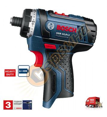 Акумулаторен винтоверт Bosch GSR 10.8V-LI 0601992901 - 10.8V