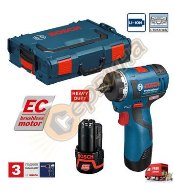 Акумулаторен винтоверт Bosch GSR 10.8 V-EC HX 06019D4100 - 1