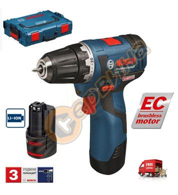Акумулаторен винтоверт Bosch GSR 10.8 V-EC 06019D4000 - 10.8