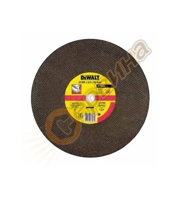 Абразивен диск за рязане на легирана стомана Dewalt DT42800