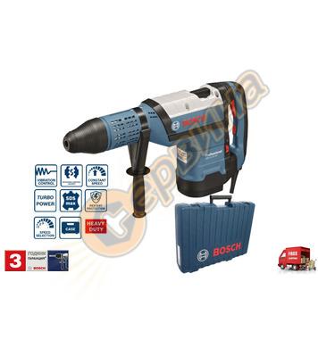Комбиниран перфоратор Bosch GBH 12-52 DV 0611266000 - 1700 W