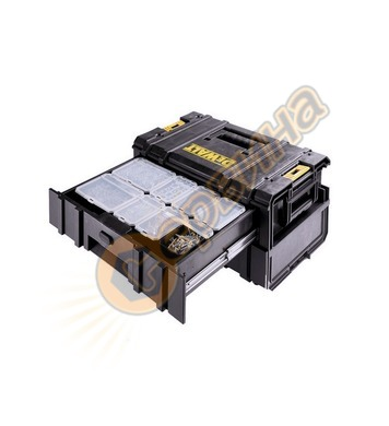 Куфар за инструменти с органайзер DeWalt DS250 DWST1-70728 -