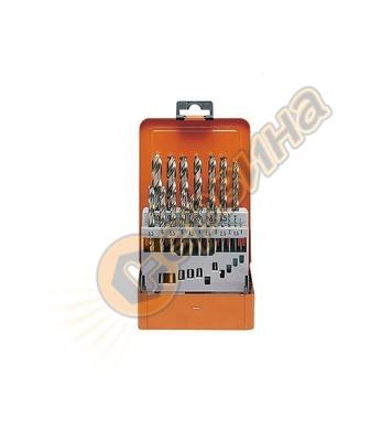 Комплект кобалтови свредла за метал HSS-Co Projahn 60380 - 1