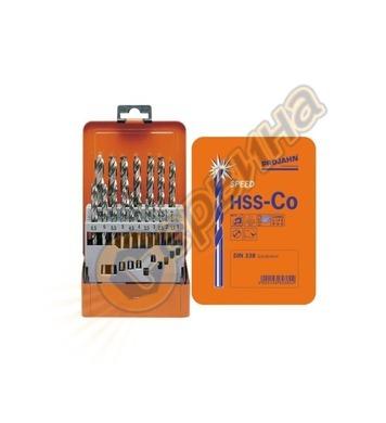 Комплект кобалтови свредла за метал HSS-Co Projahn 60385 - 2