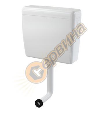 Стенно тоалетно казанче Alcaplast A94-3/8 - 6/8л