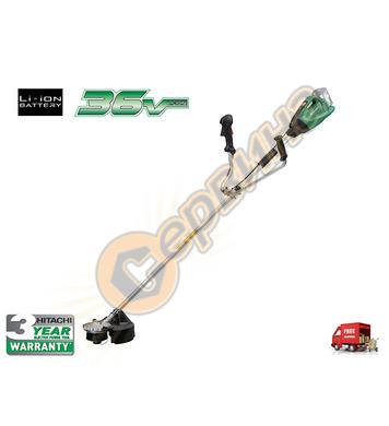Акумулаторен тример - косачка Hitachi CG36DAL-W4 - 36V
