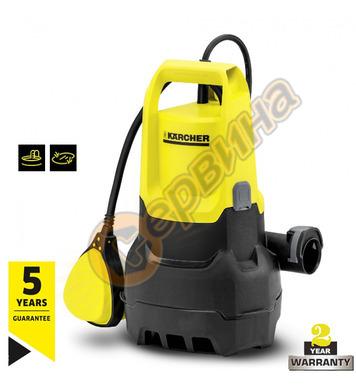 Потопяема помпа за мръсна вода Karcher SP 3 Dirt 1.645-502.0