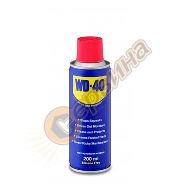 Мултифункционален спрей-смазка WD-40 060101 - 200мл