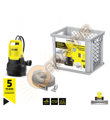 Потопяема помпа за мръсна вода Karcher SP 5 Dirt 1.645-507.0