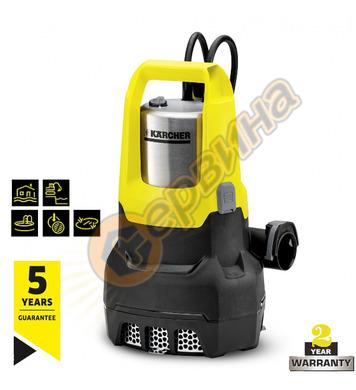 Потопяема помпа за мръсна вода Karcher SP 7 Dirt Inox 1.645-