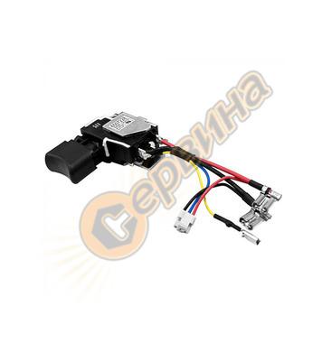 Спусък прекъсвач копче Makita TD134D 650722-8 BTD134 BTD146