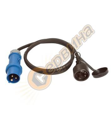 Удължител с кабел AS Schwabe 60488 - 1.5 метра