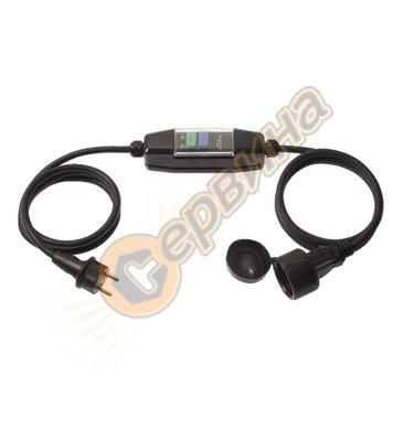 Удължител с кабел AS Schwabe 45304 - 3 метра