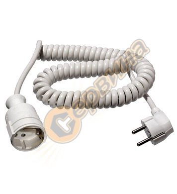 Удължител с кабел AS Schwabe 70412 - 2.5 метра