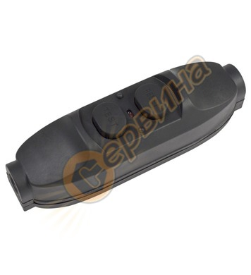 Адаптор с дефектно токова защита AS Schwabe 45221 - 230 V