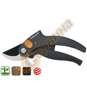 Лозарска ножица с разминаващи се остриета Fiskars P54 111340