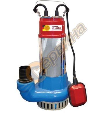 Потопяема помпа за изпомпване на замърсена вода GUDE PRO 110