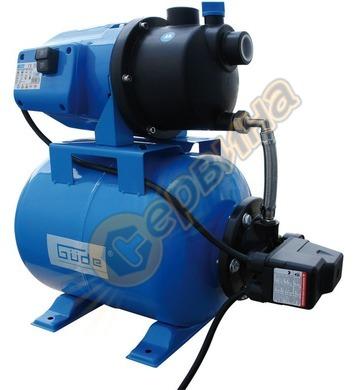 Помпа за вода с балон GUDE HWW 3100 K 600W  94667