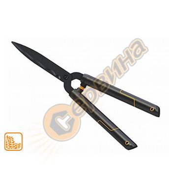 Градинска ножица за храсти с вълнообразни остриета Fiskars S