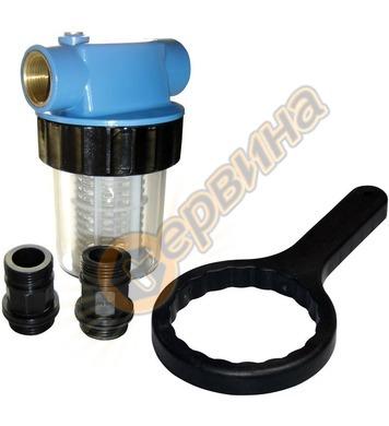 Филтър за вода GUDE 5.5 bar 125 мм  94460