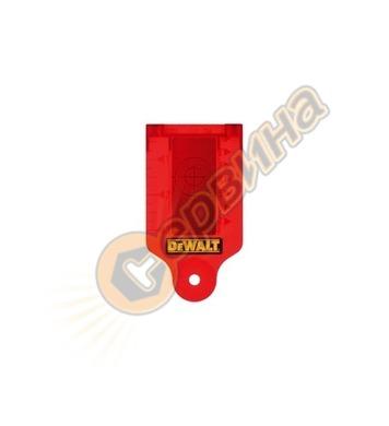 Лазерна карта-мишена DeWalt DE0730