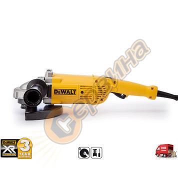 Ъглошлайф DeWalt DWE492-QS - 2200W - 230мм