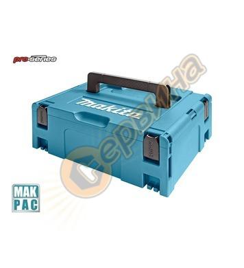 Пластмасов куфар Makpac 2 Makita 821550-0 - 157x395x295мм