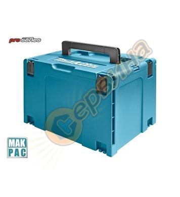 Пластмасов куфар Makpac 4 Makita 821552-6 - 315х395x295мм
