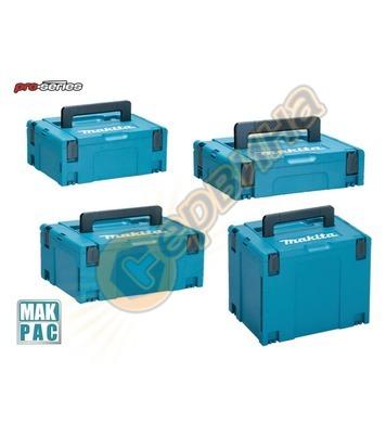 Комплект пластмасови куфари Makpac 1-2-3-4 Makita 821552-6 8