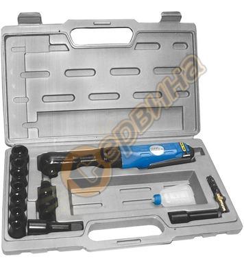 Комплект пневматична тресчотка с вложки 1/2 Gude 40250 60Nm