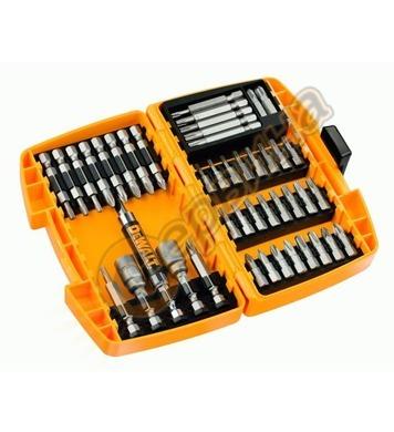 Комплект накрайници в кутия DeWalt DT71572 - 45бр