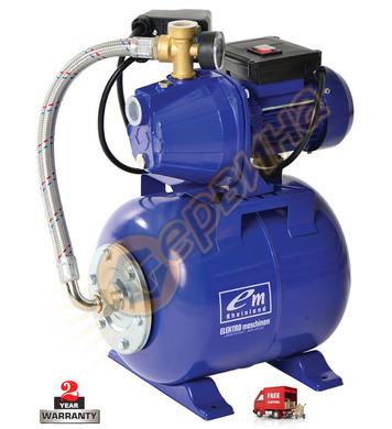 Хидрофор Elektro Maschinen WPEm 3402/20 G - 800W IP44 20л/8м