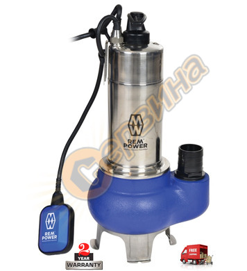 Потопяема-дренажна помпа Elektro Maschinen SPG 27502 DR 3502