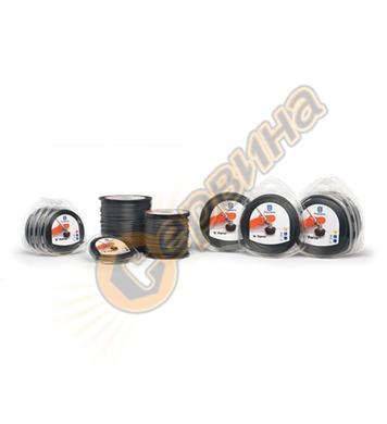 Тримерна корда Husqvarna X Force 578433201 - 2.4мм/50м