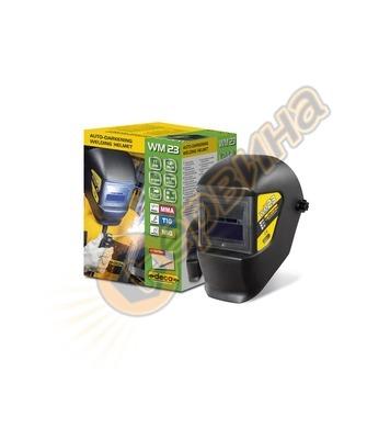 Маска за електрожен шлем фотосоларен Deca WM23 DIN 11 010362