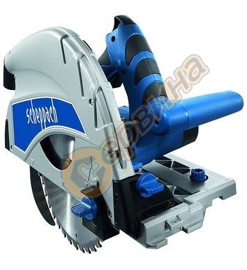 Ръчен потапящ циркуляр Scheppach PL75  1600 W  210 мм  59018