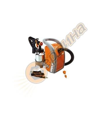 Пистолет за финно пръскане на боя Mecafer 8215150 - ф1.8мм