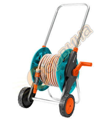 Комплект макара с маркуч-количка Gardena Hose Trolley Set 02