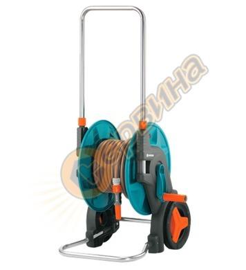 Комплект макара с маркуч-количка Gardena Classic 60 TS 08001