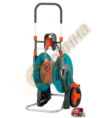 Комплект макара с маркуч-количка Gardena Classic 60 HG 08004