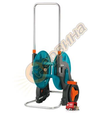 Макара за маркуч-количка Gardena Classic Hose Trolley 60 TS