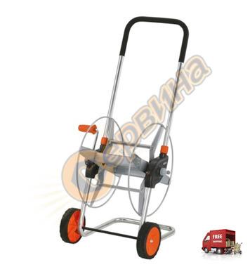 Метална макара за маркуч-количка Gardena Hose Trolley 60 026
