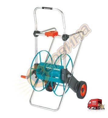 Метална макара за маркуч-количка Gardena 100 02674-20