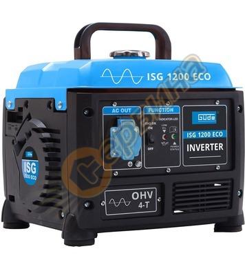 Инверторен електрогенератор GUDE ISG 1200 ECO  1200 W 40657