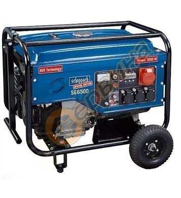 Електрогенератор Scheppach SG6500 5.5 kW  5906203901
