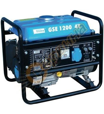 Електрогенератор GUDE GSE 1200 4T   40639