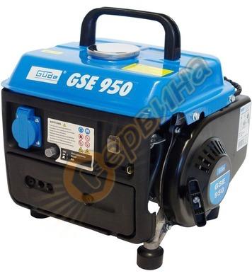 Електрогенератор GUDE GSE 950  40626