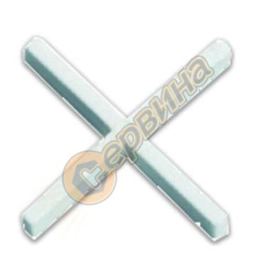 Ограничител-кръстачка за фуги Rubi Eco 19871 - 1.5мм 250бр